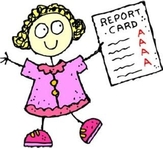 How to write a simple progress report for students